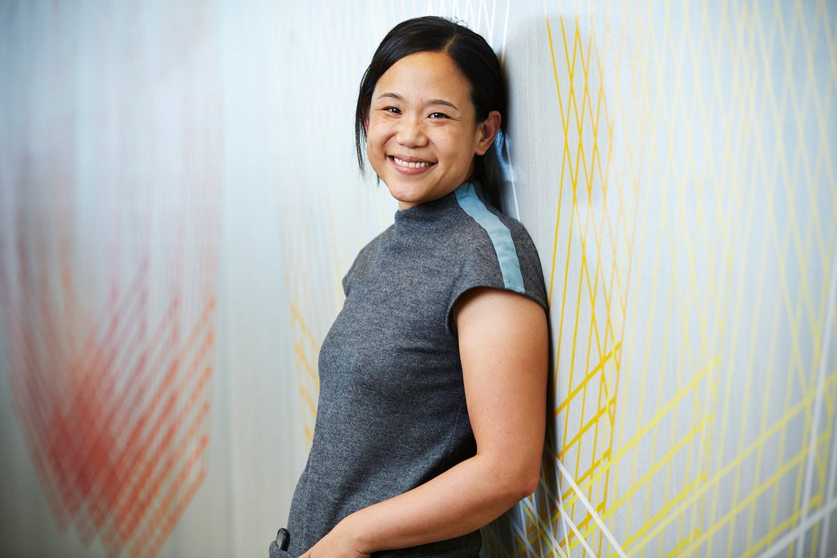 Facebook portraits of minority students, engineers and parents at the Facebook campus in Menlo Park, California. Images to be used in Facebook's Tech Prep website.