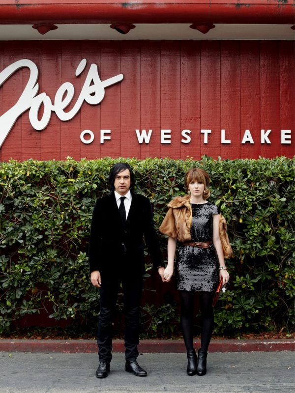 Joe's of Westlake editorial fashion.
