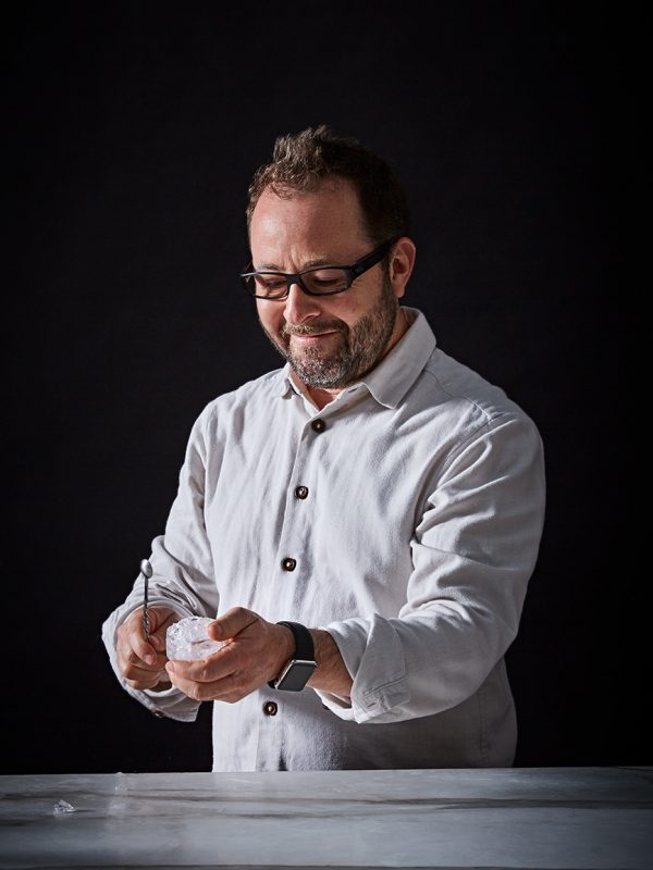 Beverage Director of the Year, Paul Einbund, of the Morris for San Francisco Magazine.