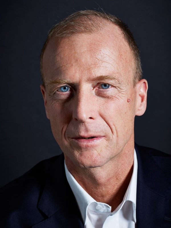 Thomas Enders, AirBus CEO.