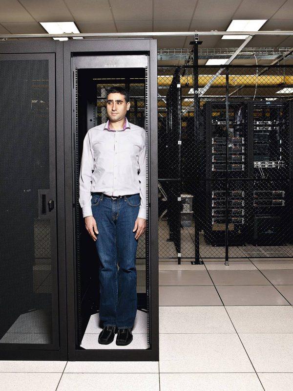 Martin Casado for MIT Technology magazine.