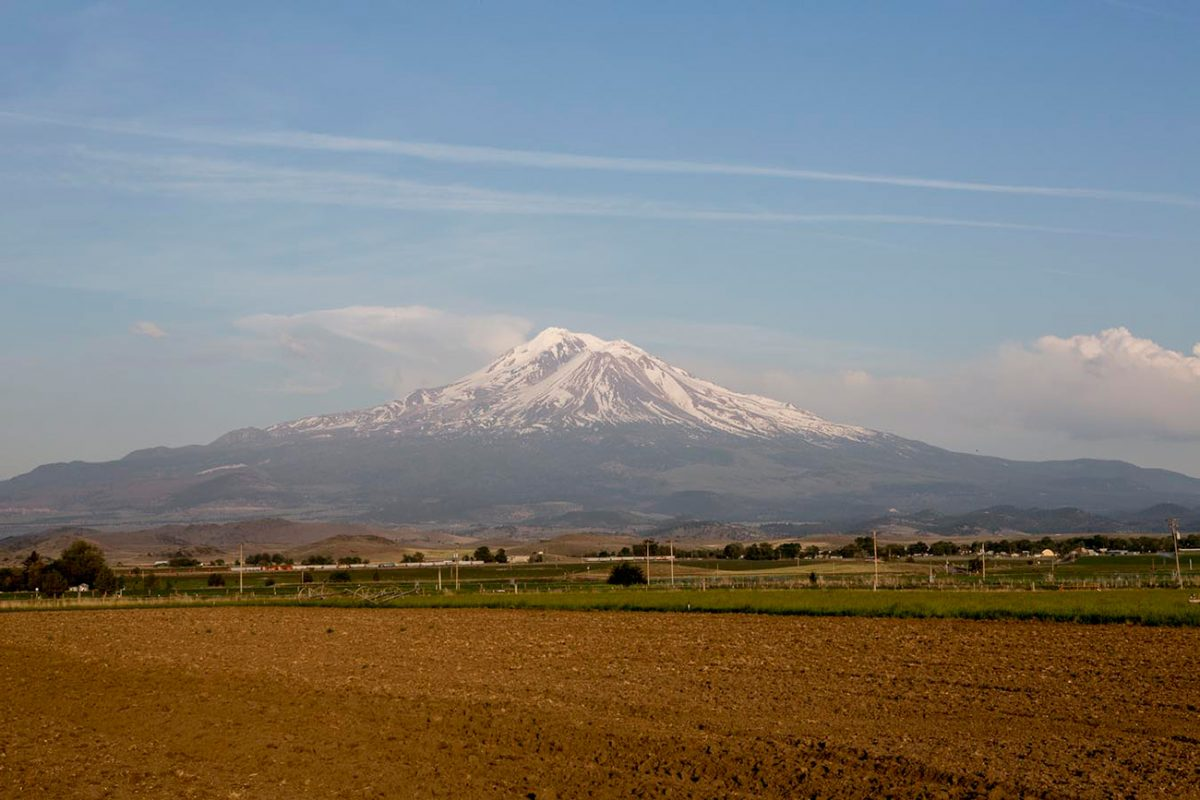 BelCampo Farms in Mount Shasta, California.