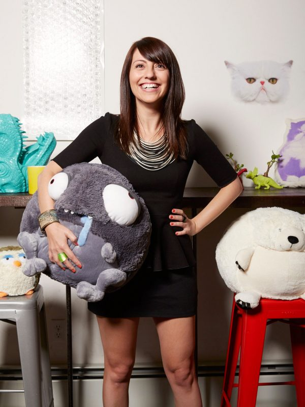 Wanelo Founder and CEO, Deena Varshavskaya.