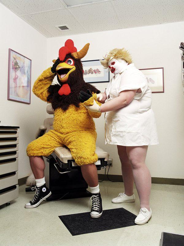 El Pollo Diablo and Nurse Fingers