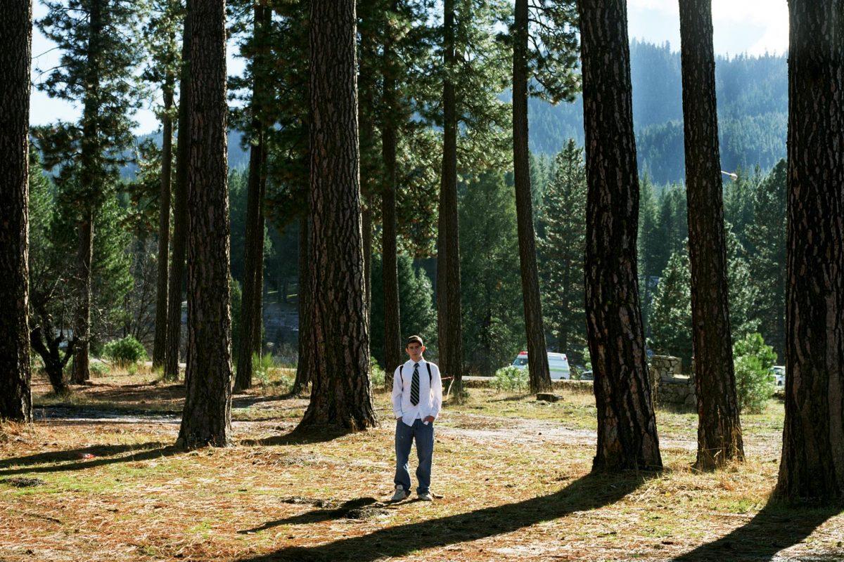 Ryan at Greenville High School, Greenville, California