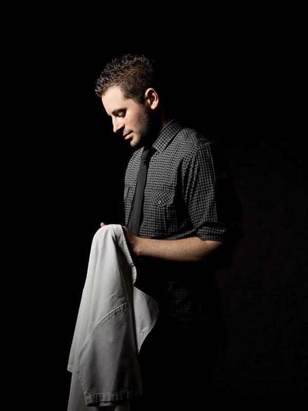 SPQR's Chef Matt Accarrino.