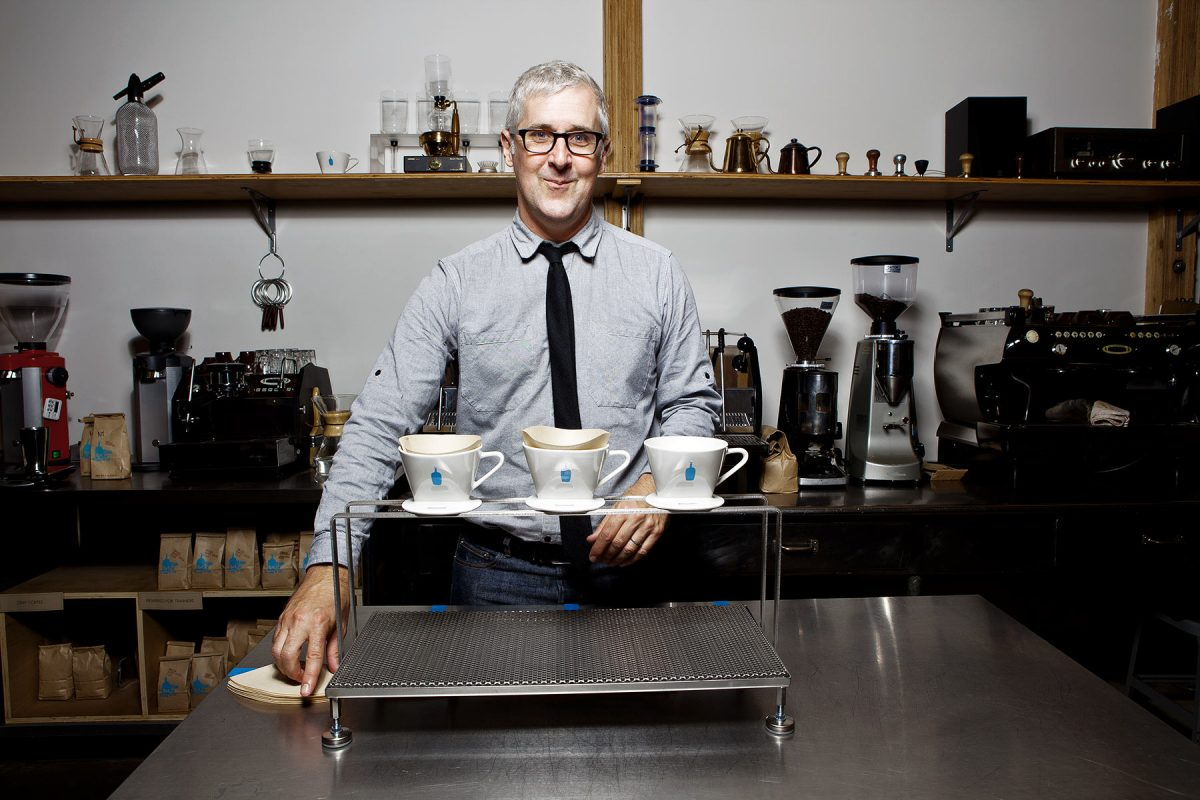 James Freeman of Blue Bottle.