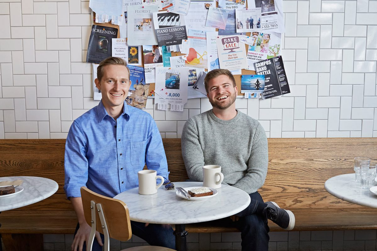 Thumbtack Co-Founders.