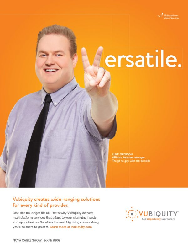 Vibiquity Advertising Campaign.
