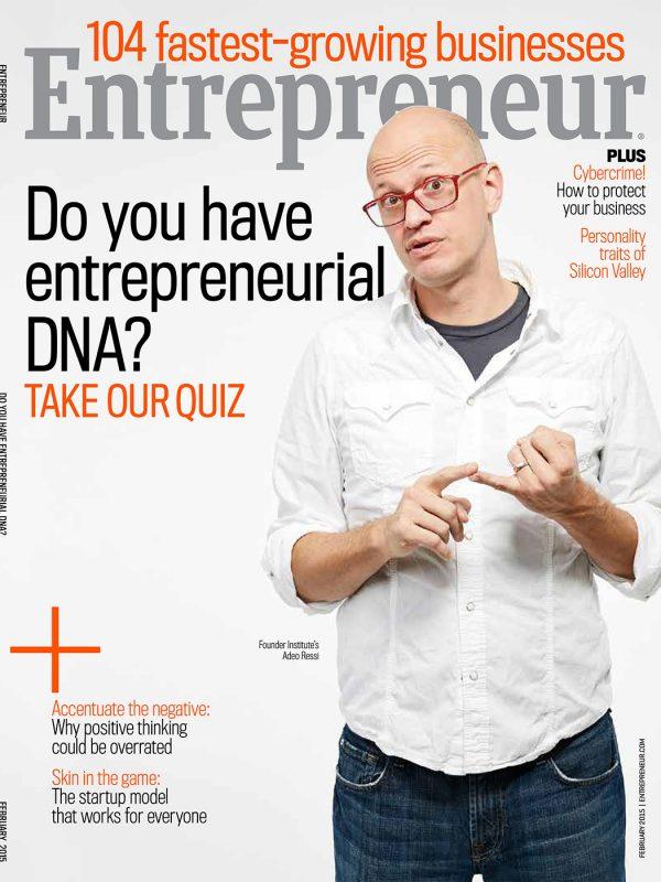 Entreprenuer Magazine