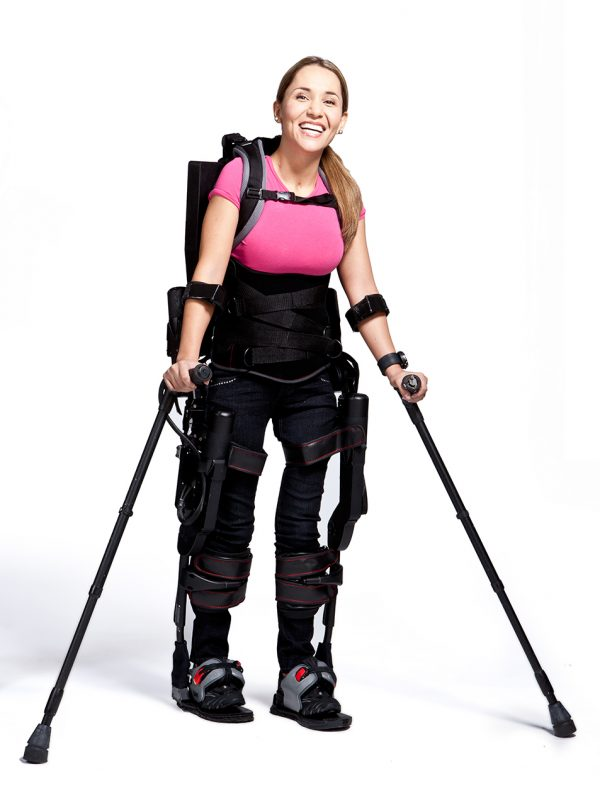 Ekso Bionics for IEEE Spectrum.