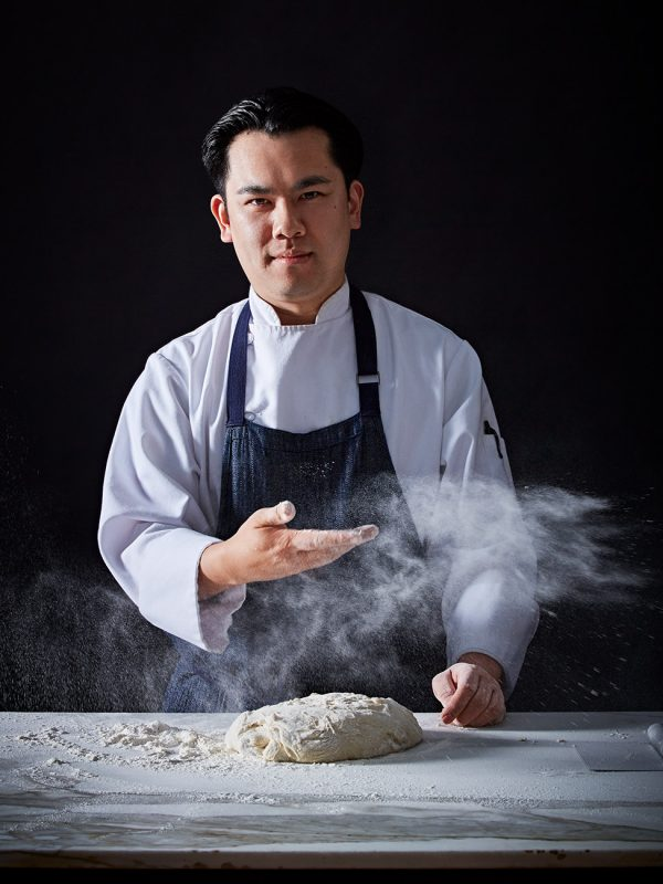 Pastry Chef of the Year, Robert Hac, of Sons and Daughters for San Francisco Magazine.