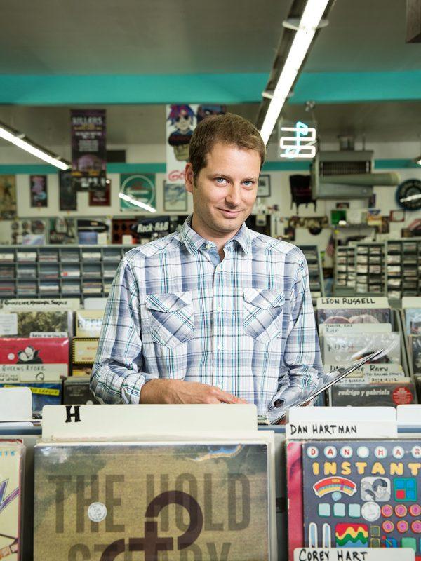 Amir Goldberg for Stanford magazine.