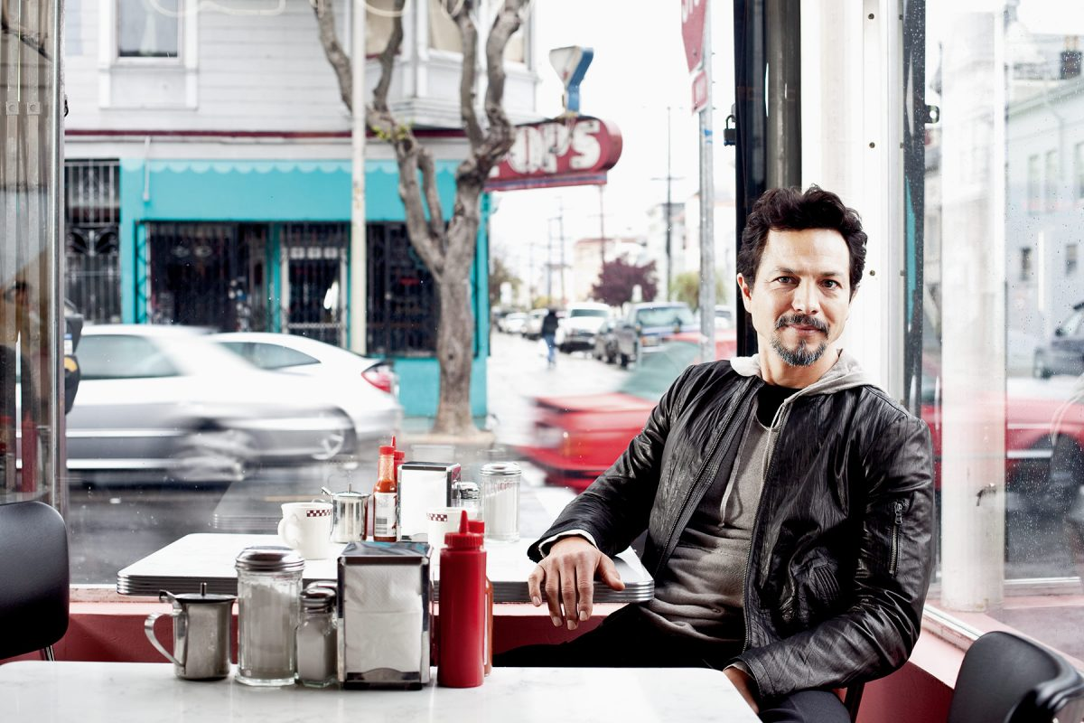 Benjamin Bratt for People Magazine.