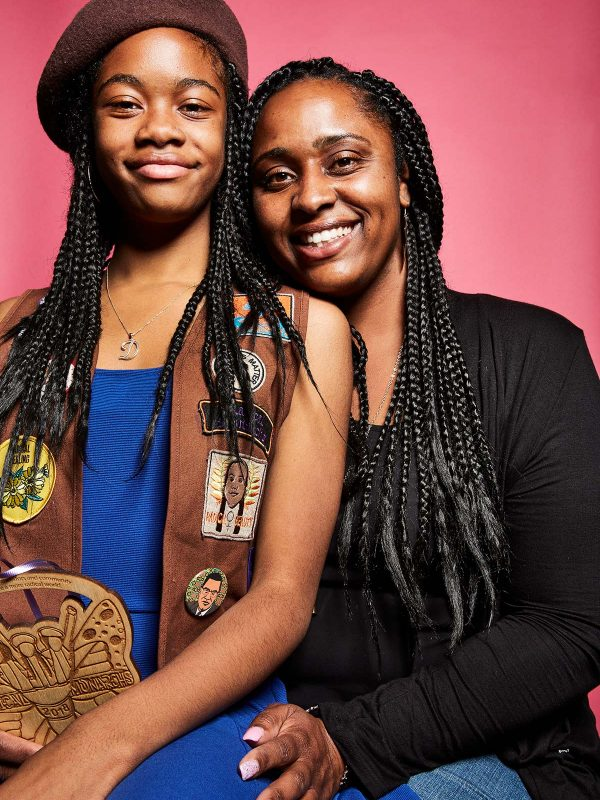 De'Yani Dillard, Laticia Erving