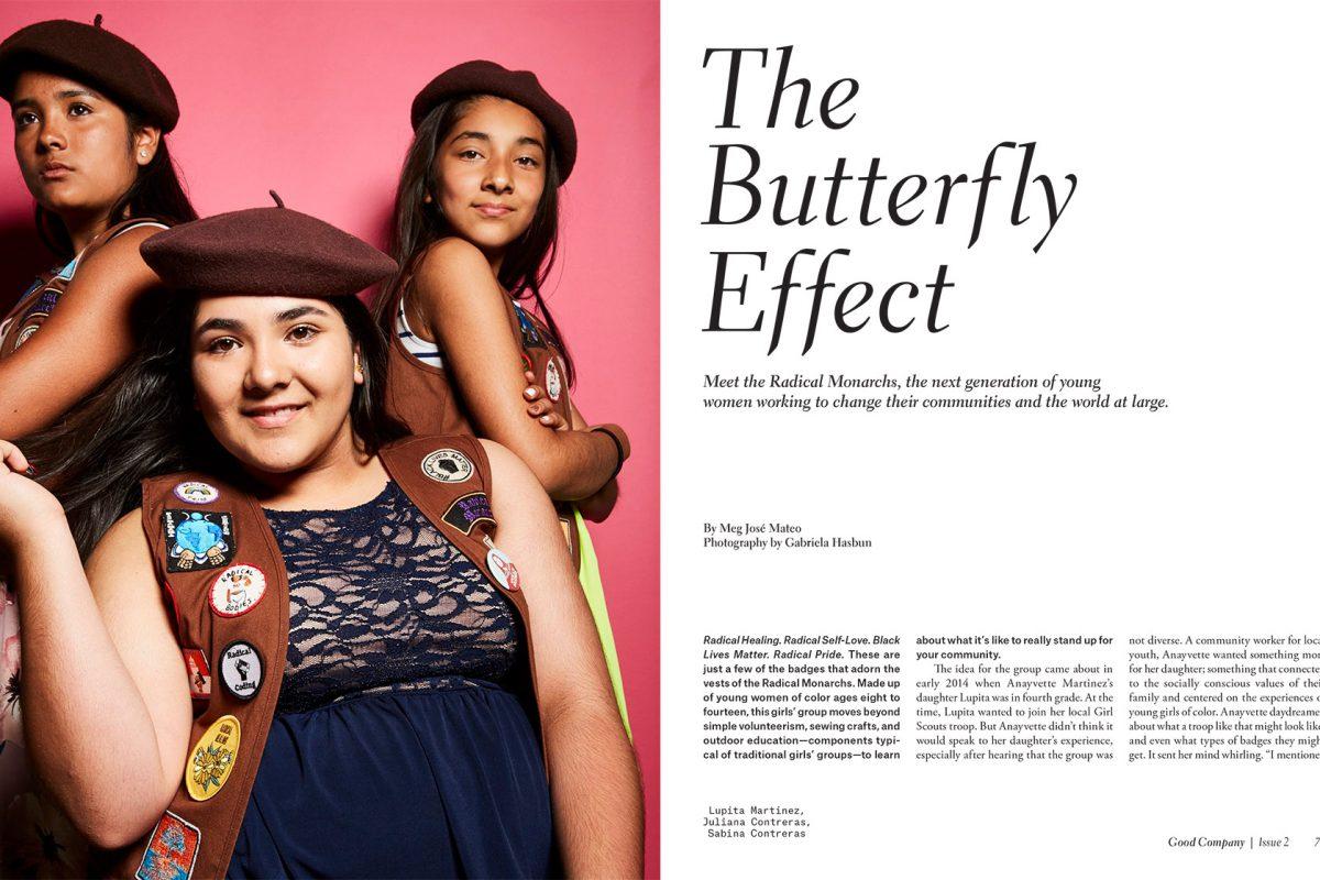Radical Monarchs. Good Company magazine. Issue #2