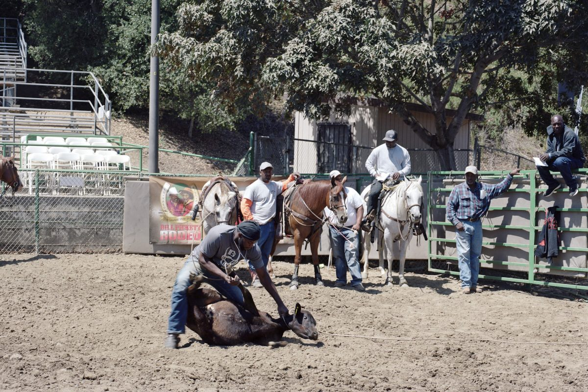 Bill Pickett Rodeo in Castro Valley, California. Photographed on July 14, 2018.