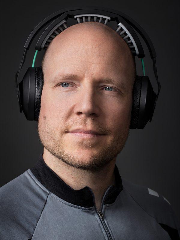 Halo Neuroscience Co-Founder  Brett Wingeier.