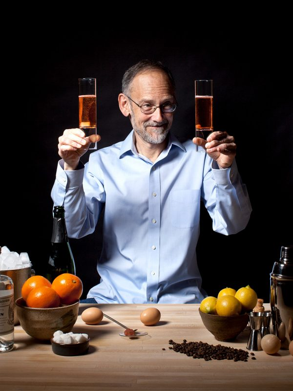 Harold McGee is an American author who writes about the chemistry, technique and history of food and cooking and has written two seminal books on kitchen science. His first book, On Food and Cooking: The Science and Lore of the Kitchen was initially published in 1984.