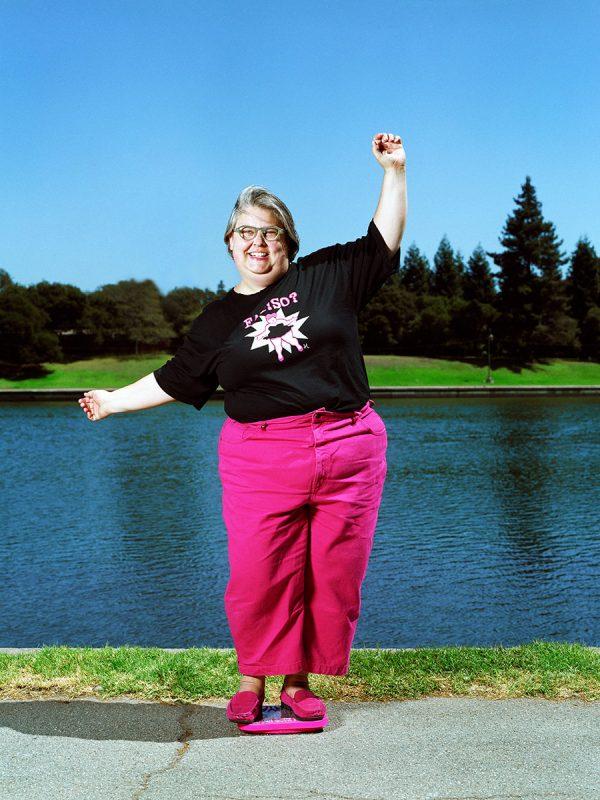 Fat!So? Author, Marilyn Wann.