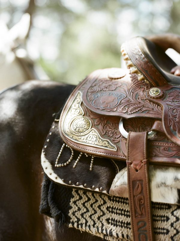 Silver Buckle Rodeo contestant in Taylorsville, California. 2008.