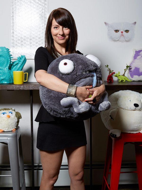 Wanelo Founder and CEO, Deena Varshavskaya.