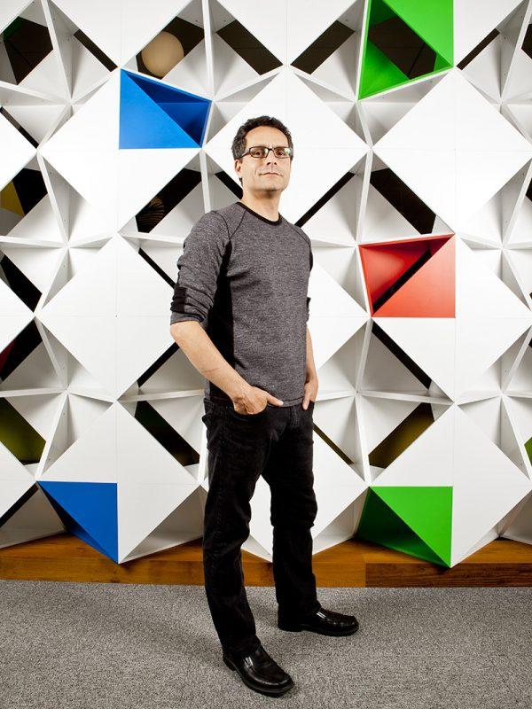 Bradley Horowitz of Google Plus.