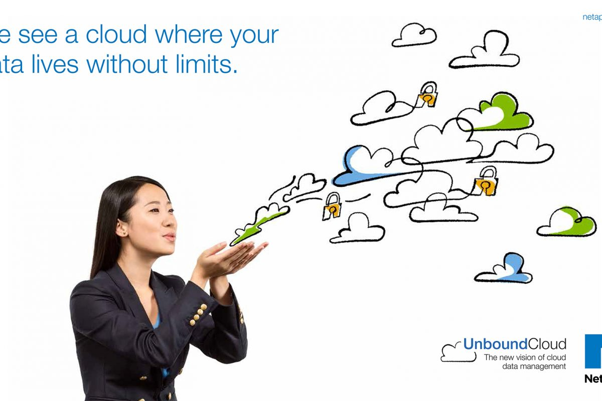 NetApp Cloud Campaign.