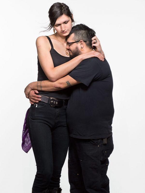 Kim and Lorin