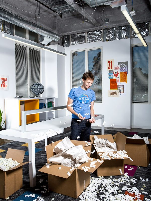 Dirk Stoop for Fast Company.