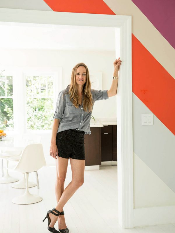Bea Johnson, photographed at her home in Mill Valley, California, is the author of Zero Waste Home, the ultimate guide to simplifying your life by reducing your waste.