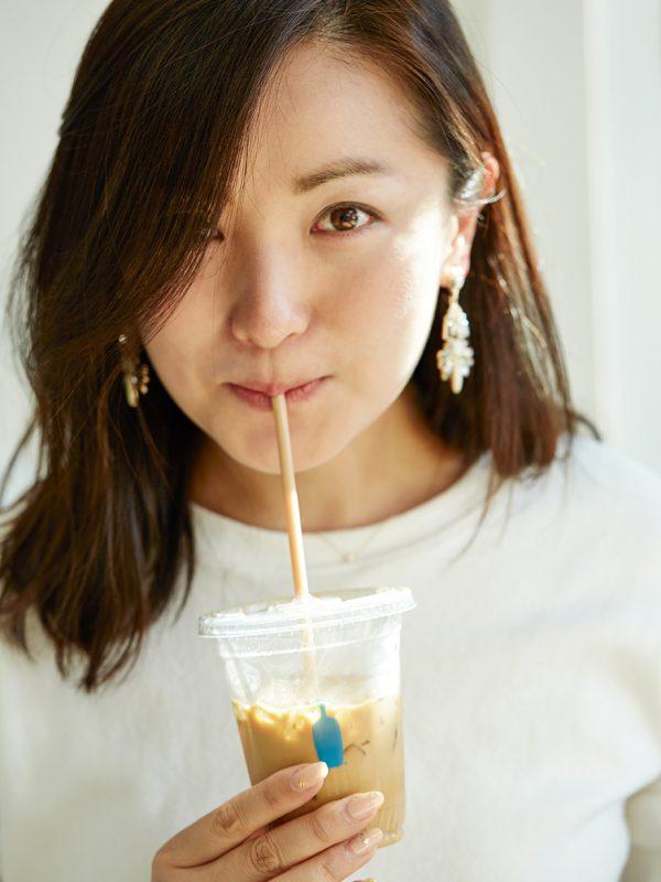 Blue Bottle iced coffee for Imbibe magazine.