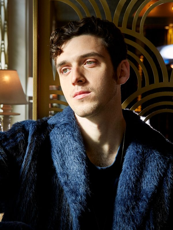 Ari Leff, known as Lauv, photographed in San Francisco, on January 24th, during his 2018 US Tour.