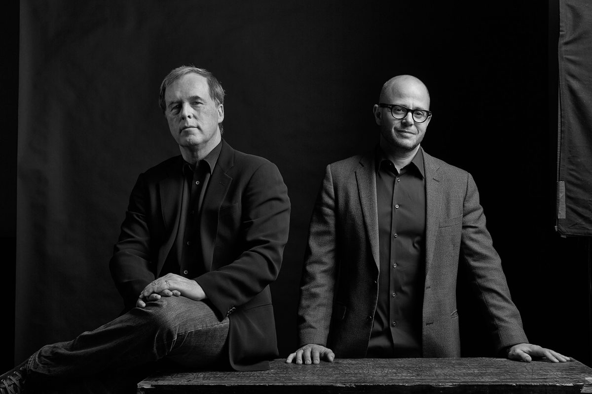 Brad Bird and Damon Lindelof for WIRED
