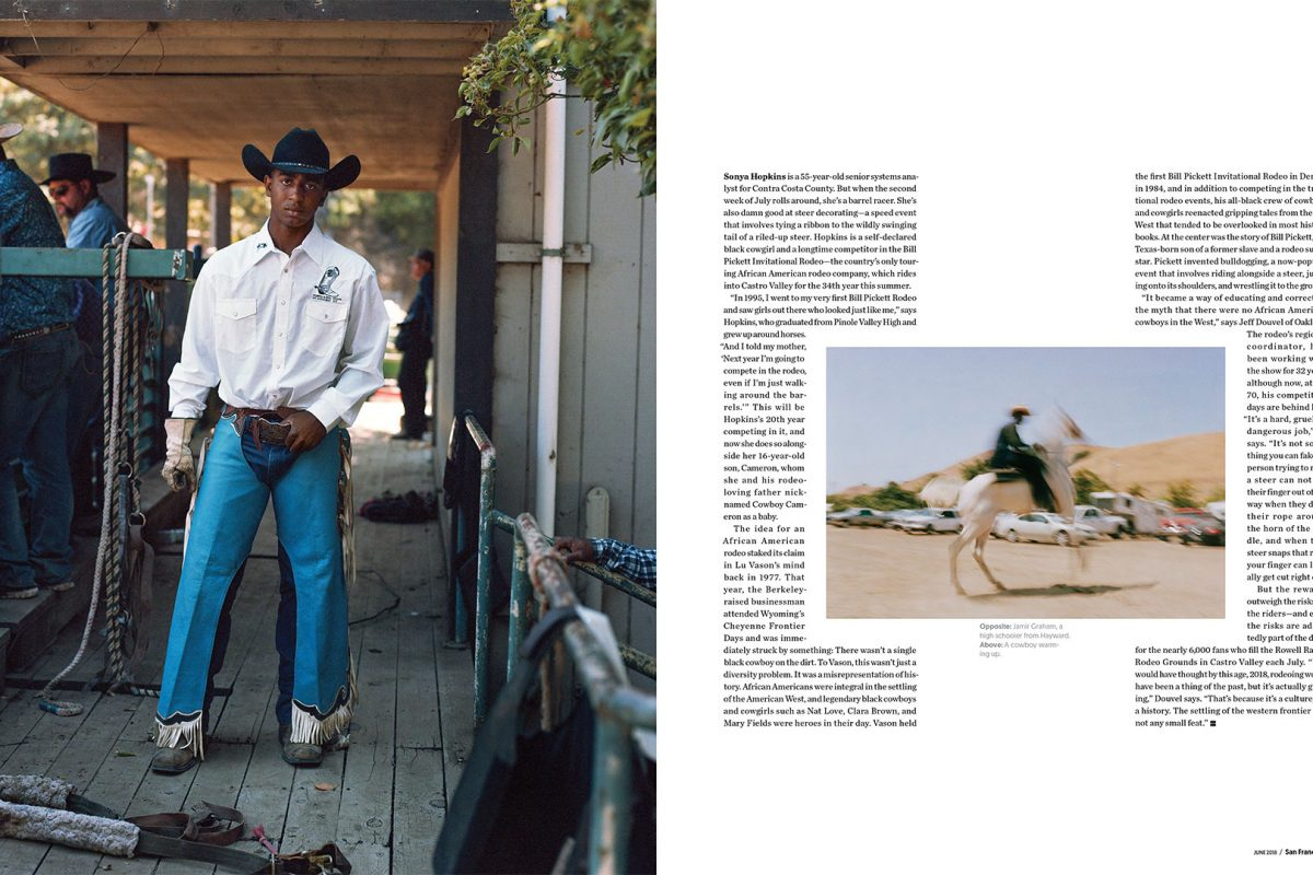 Black Rodeo Bill Pickett Invitational