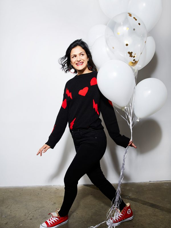 Houseparty app Co-founder and Coo, Sima Sistani.