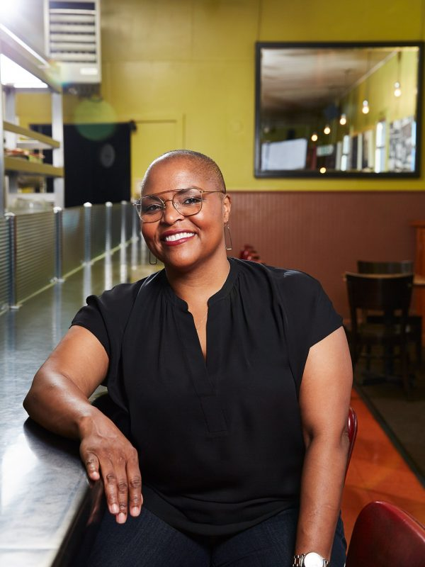 Chef Tanya Holland of Brown Sugar Kitchen