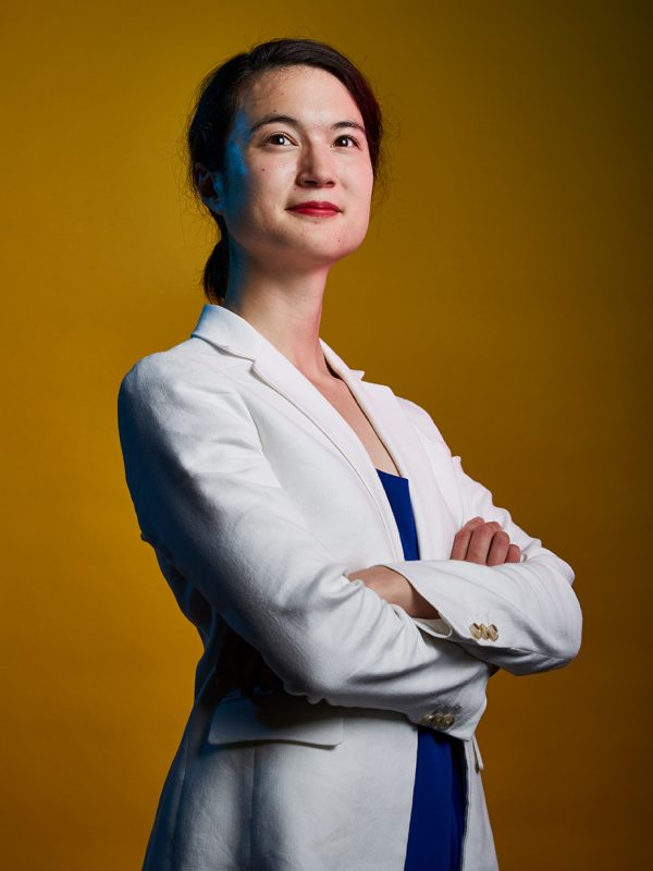 Laura Deming is a venture capitalist. At age 24, her work focuses on life extension, and using biological research to reduce or reverse the effects of aging.