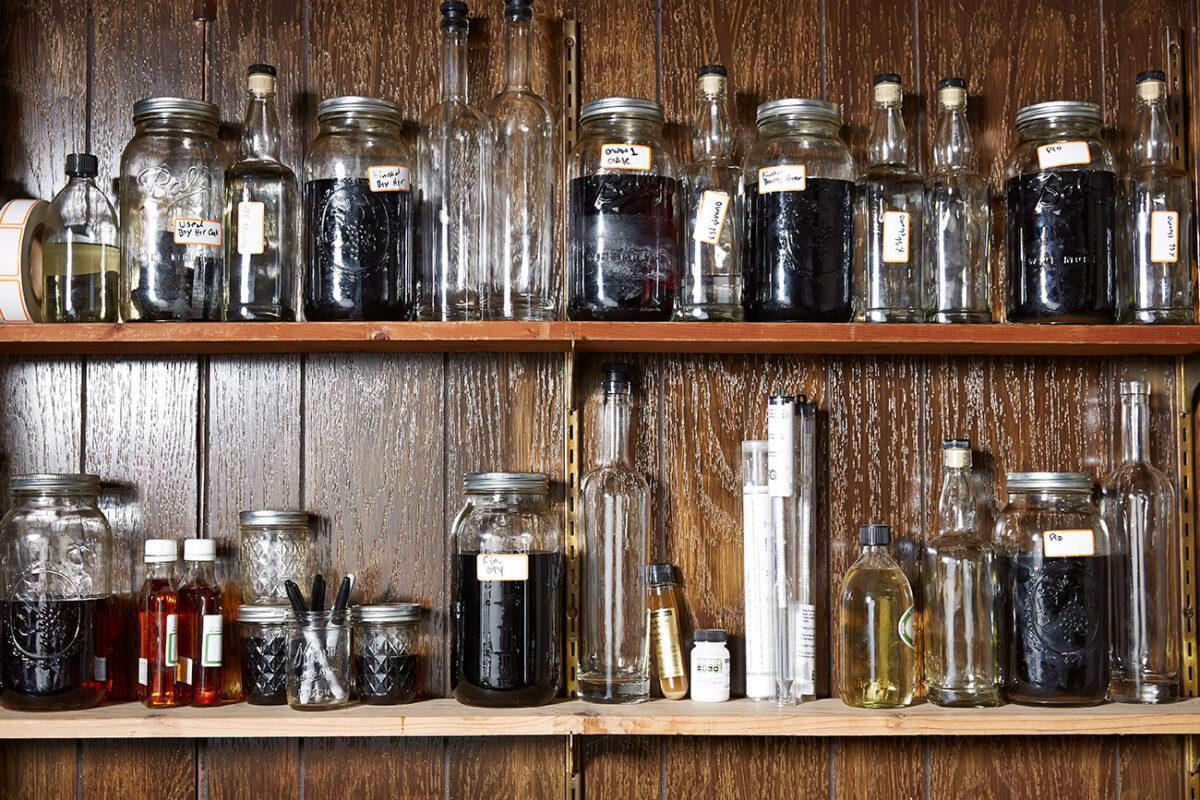 Bryan Davis of Lost Spirits Distillery