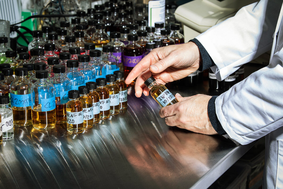 That's the claim being made by several companies that are using technology to speed their spirits to the liquor-store shelf.